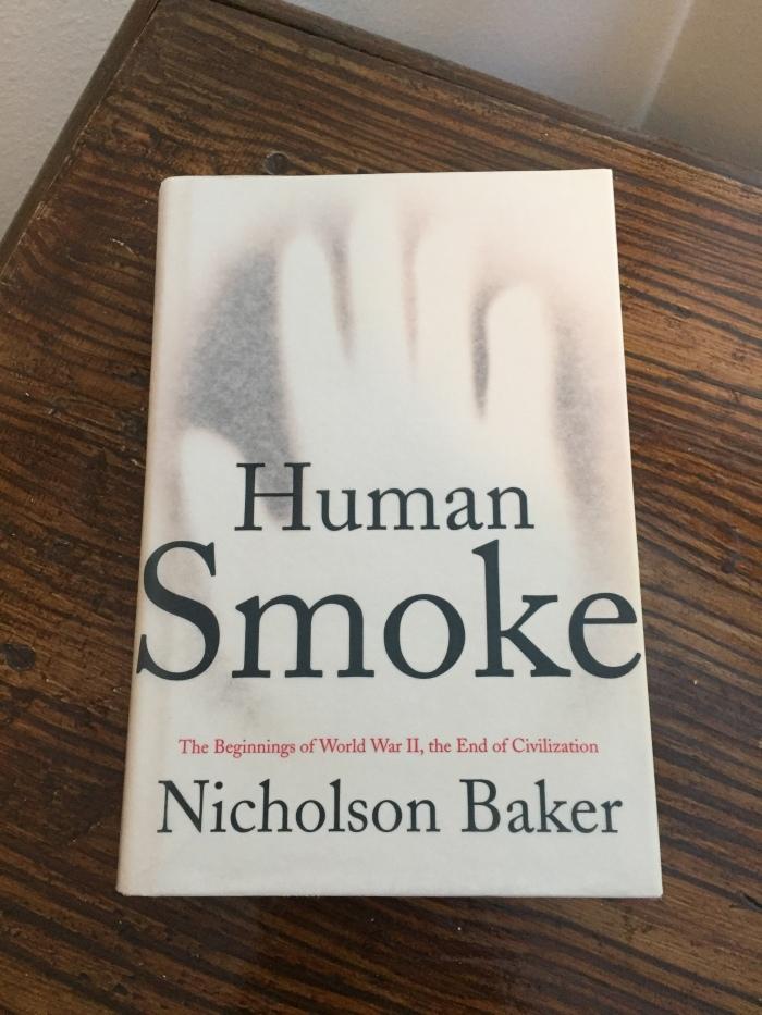 human-smoke